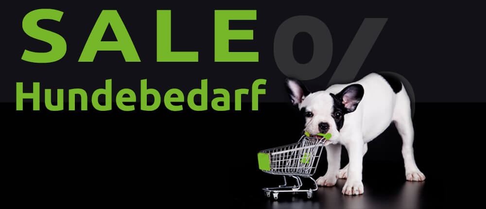 SALE im Hundeshop
