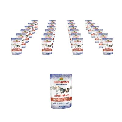 Sparpack! Almo Nature HFC Alternative Hühnerbrust | 24 x 55g