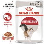 Royal Canin Instinctive in Soße | 85g