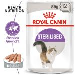 Royal Canin Sterilised in Mousse | 85g
