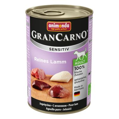 Animonda GranCarno Sensitiv Lamm pur | 400g