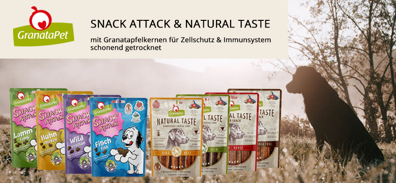 Granatapet Snacks