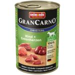 Animonda GranCarno Adult Rind + Entenherzen | 400g