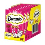 Maxi-Pack! Dreamies | mit Rind 6x60g
