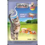 MAC's Cat Pouch Hering & Shrimps | 100g