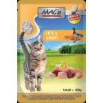 MAC's Cat Pouch Ente & Shrimps | 100g