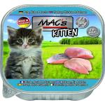 MAC's Cat Kitten Pute, Huhn & Lachs | 85g