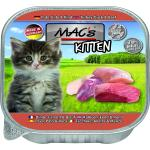 MAC's Cat Kitten Pute, Ente & Rind | 85g