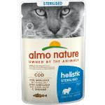 Almo Nature Functional Sterilised | mit Kabeljau 70g