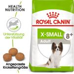 Royal Canin X-SMALL  Adult 8+ | 1,5kg