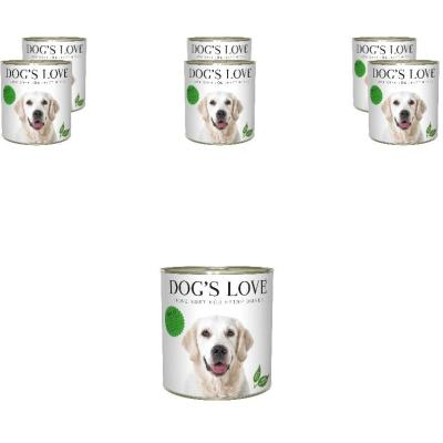 Sparpack! DOG'S LOVE Adult Wild | 6 x 800g