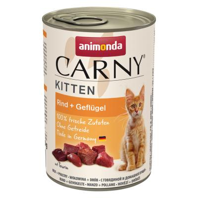 Animonda Carny Kitten Geflügel-Cocktail | 400g