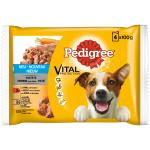Pedigree Portionsbeutel Multipack in Pastete | 4x100g