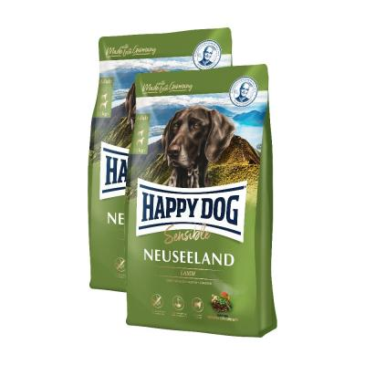 Sparpack! Happy Dog Supreme Neuseeland | 2 x 12,5kg