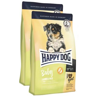 Sparpack! Happy Dog Baby Lamb & Rice | 2x10kg