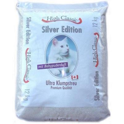 High Classic Silver Edition mit Babypuderduft | 12kg