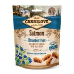 Carnilove Dog Crunchy Snack Salmon with Blueberries | 200g