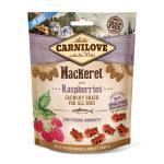 Carnilove Dog Crunchy Snack | Mackerel with Raspberries 200g