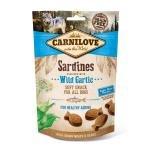 Carnilove Dog Soft Snack Sardines with Wild Garlic | 200g