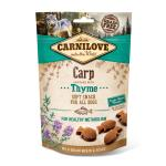 Carnilove Dog Soft Snack Carp with Thyme | 200g