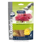 Dr. Clauder's Meat´n´Fruit Snack Ananas & Hühnchen  | 80g